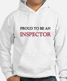 Proud To Be A INSPECTOR Jumper Hoody