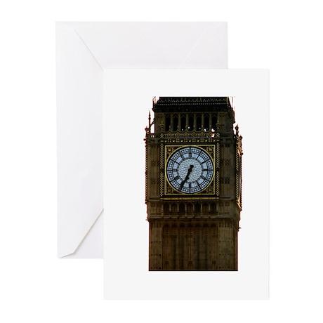 Big Ben Greeting Cards (Pk of 10)