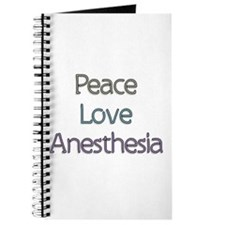 Anesthesiologist Gift Journal