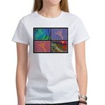 Crystal Art Women's T-Shirt