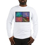 Crystal Art Long Sleeve T-Shirt