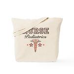 Pediatrics Nurse Tote Bag