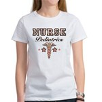 Pediatrics Nurse Women's T-Shirt