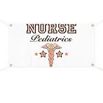 Pediatrics Nurse Banner