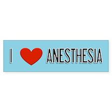 Anesthesiologist Gift Bumper Bumper Sticker