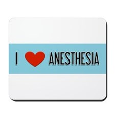 Anesthesiologist Gift Mousepad