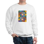"""The Crystal Quilt"" Sweatshirt"