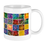 """The Crystal Quilt"" Mug"