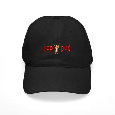 Top Dog Black Cap
