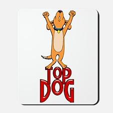 Top Dog Mousepad