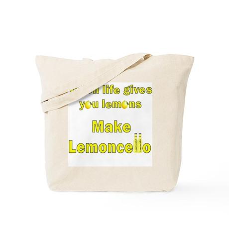 Lemoncello Tote Bag