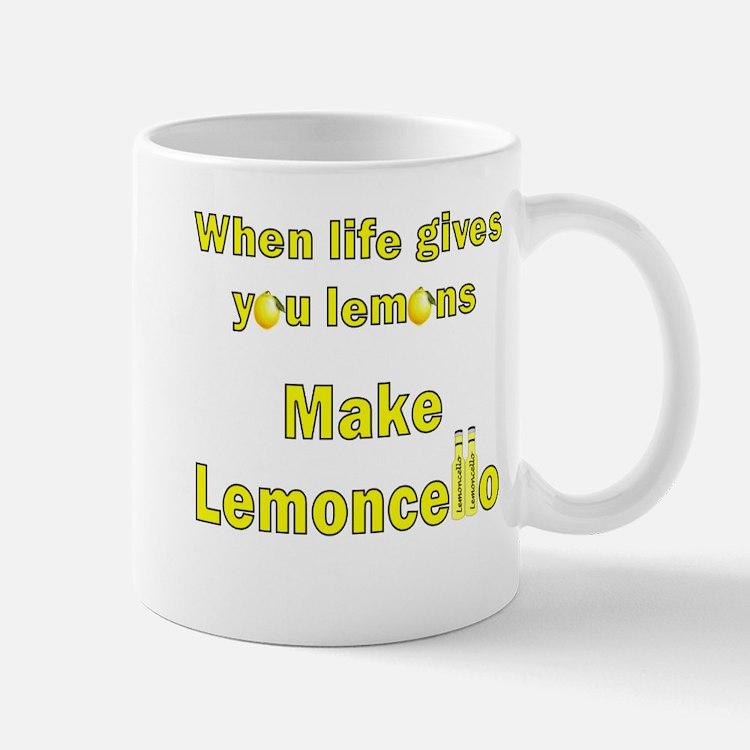 Lemoncello Mug