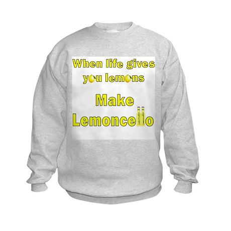 Lemoncello Kids Sweatshirt