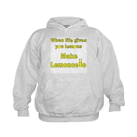 Lemoncello Kids Hoodie