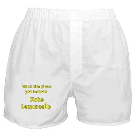 Lemoncello Boxer Shorts