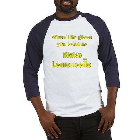 Lemoncello Baseball Jersey