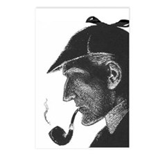 Sherlock Holmes Profile Postcards (Package of 8)