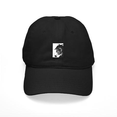Sherlock Holmes Profile Black Cap