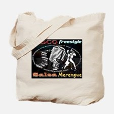KeysDAN Disco Freestyle Salsa Tote Bag