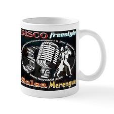 KeysDAN Disco Freestyle Salsa Mug