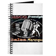 KeysDAN Disco Freestyle Salsa Journal