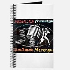 KeysDAN Disco Freestyle Salsa Journal