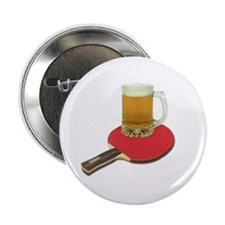"""Beer Pong 2.25"""" Button"""