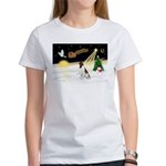 Night Flight/Eng Springer Women's T-Shirt
