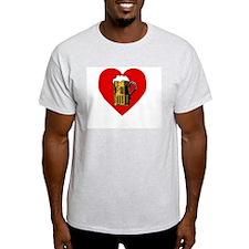 <3 Beer T-Shirt