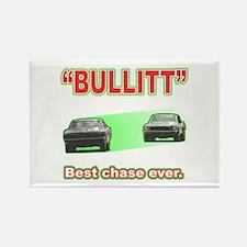 Bullitt Rectangle Magnet