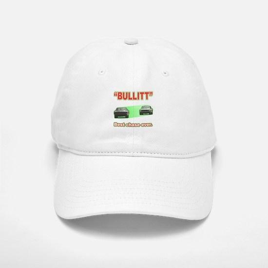Bullitt Baseball Baseball Cap