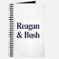 Reagan Bush 1980 Journal