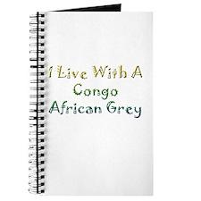 Congo African Grey Journal