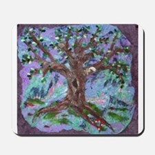 Ancient Tree Mousepad