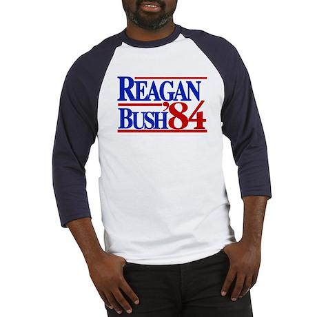 Reagan Bush 1984 Baseball Jersey