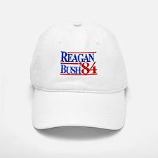 Reagan Bush 1984 Baseball Baseball Cap