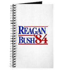 Reagan Bush 1984 Journal