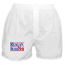 Reagan Bush 1984 Boxer Shorts