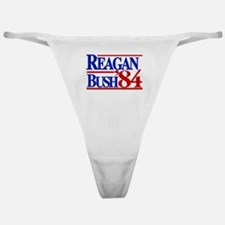 Reagan Bush 1984 Classic Thong