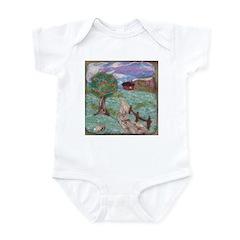 Summer Farmland Infant Bodysuit