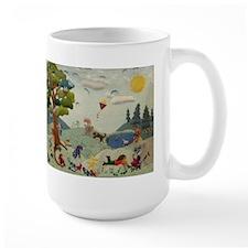 Gnome Playground Mug
