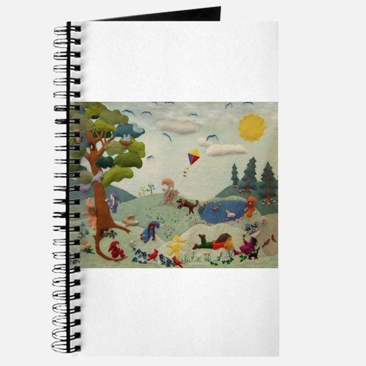 Gnome Playground Journal