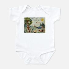 Gnome Playground Infant Bodysuit