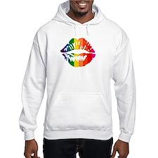 Rainbow Kiss Hoodie