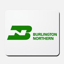 Burlington Northern Mousepad