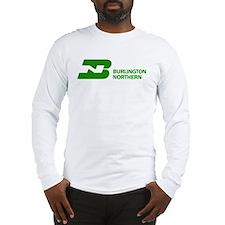 Burlington Northern Long Sleeve T-Shirt