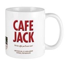 Cafe Jack Coffee Mug