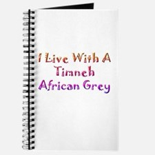 Timneh African Grey Journal
