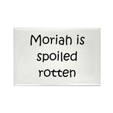 Cool Moriah Rectangle Magnet