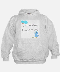 Little Lovebirds Hoodie